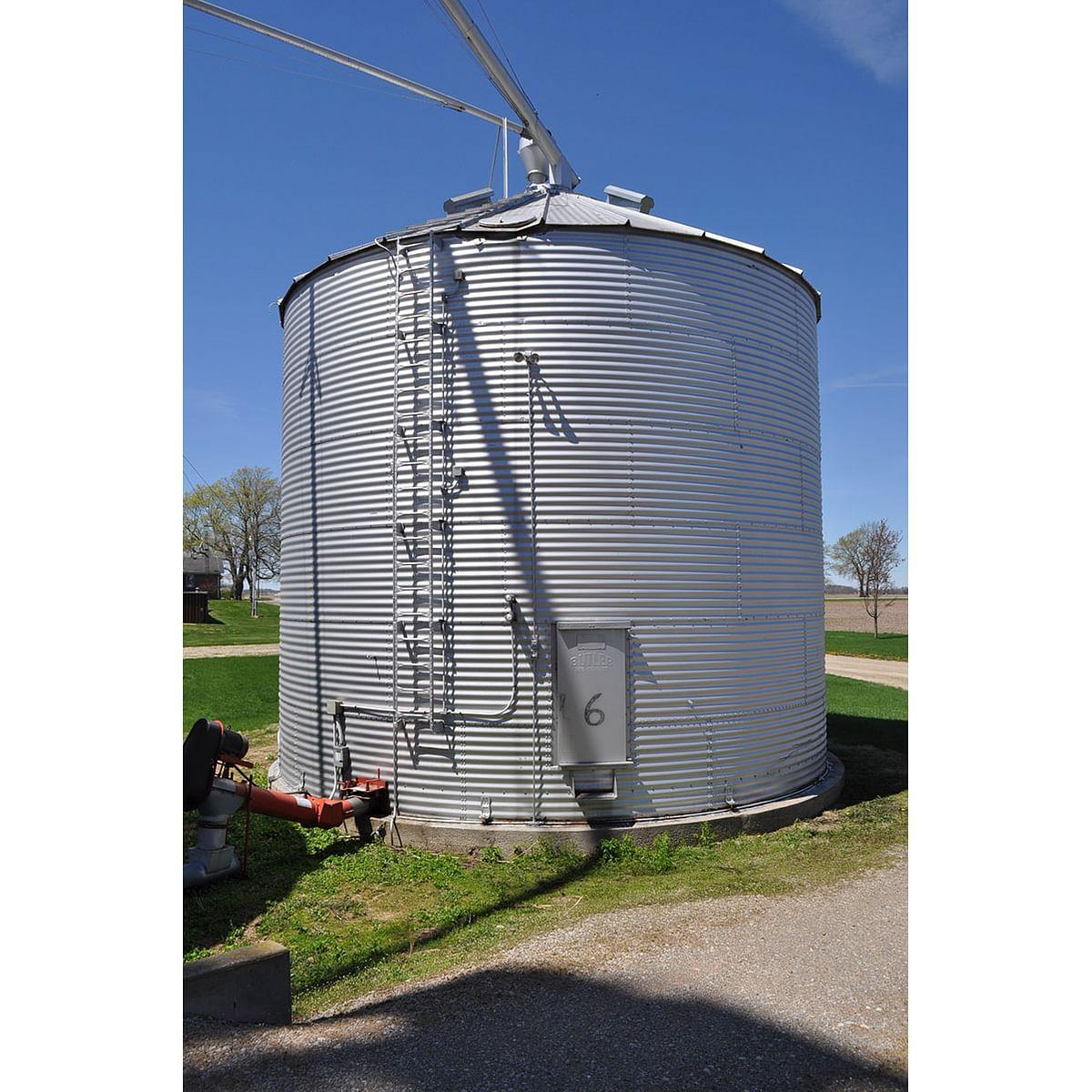 Online Only Auction - Davisson Grain Bin & Handling   The