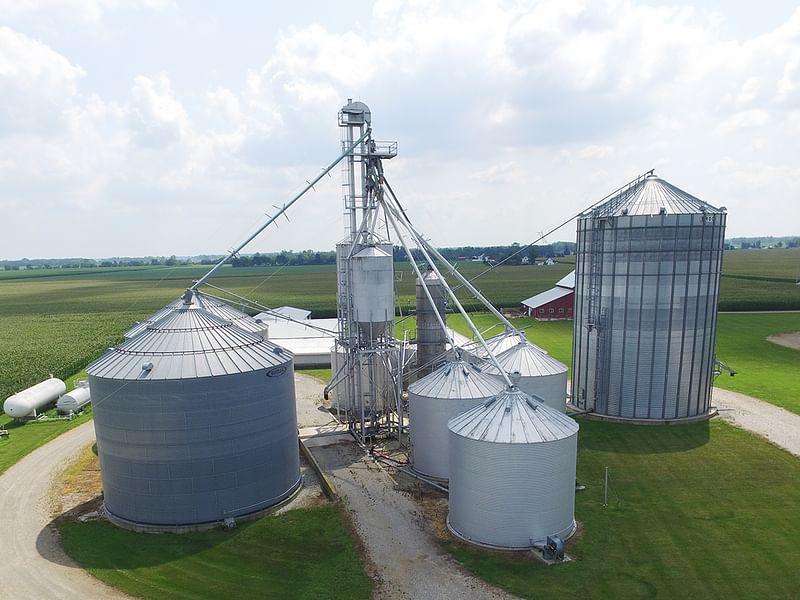 Online Only Auction - Davisson Grain Bin & Handling | The