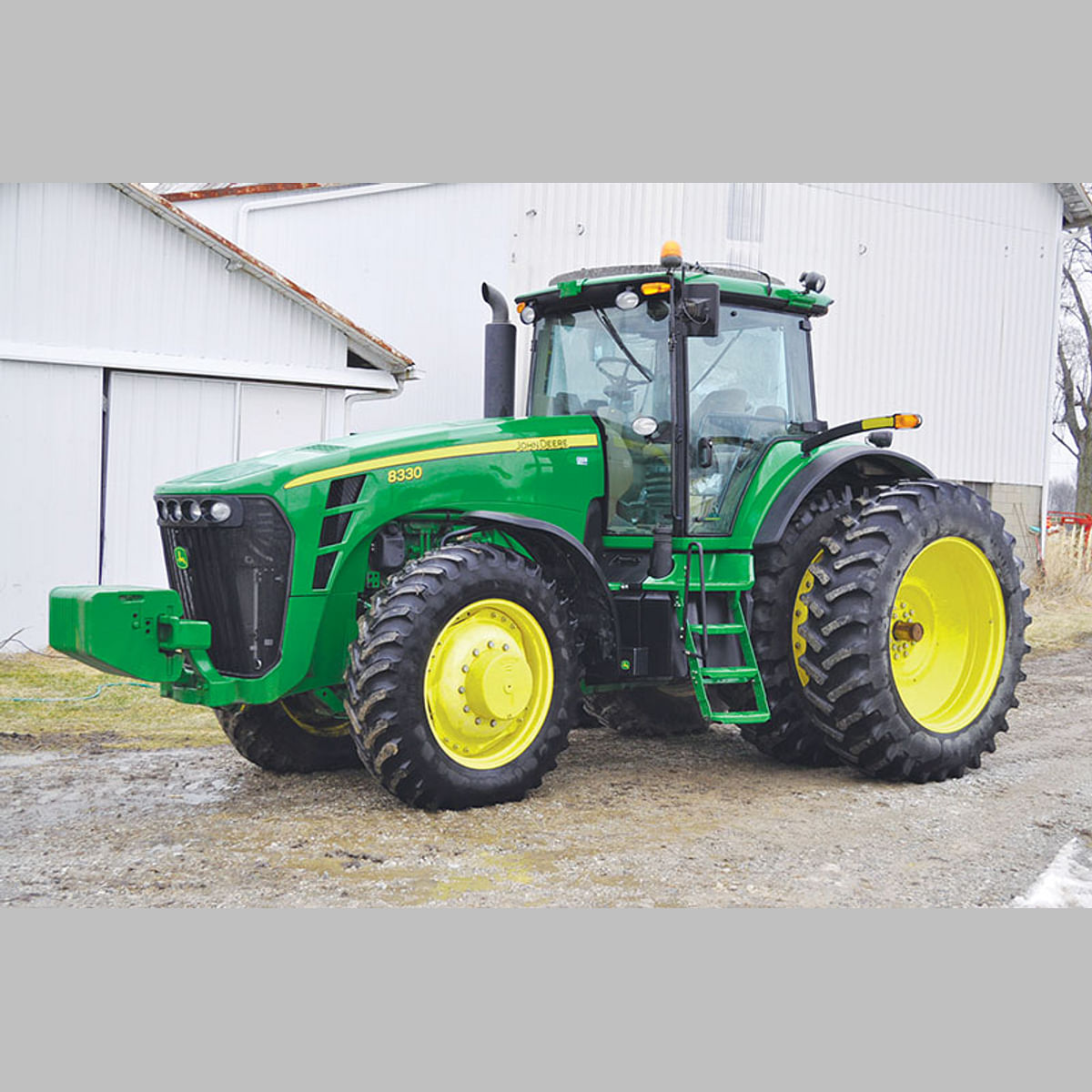 Dennis Farms Equipment Auction | The Wendt Group, Inc