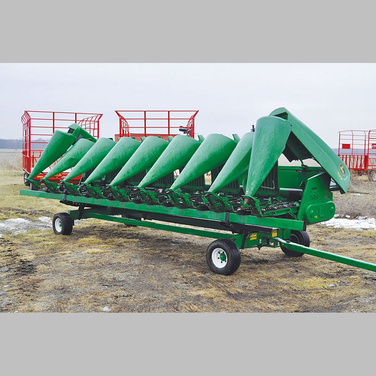 Dennis Farms Equipment Auction | The Wendt Group, Inc