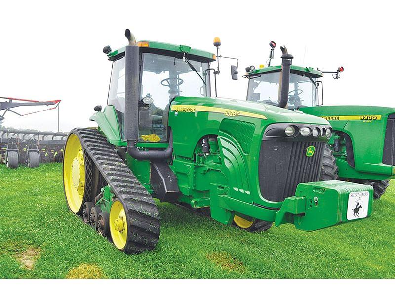 Stinson Farm Equipment Auction | The Wendt Group, Inc