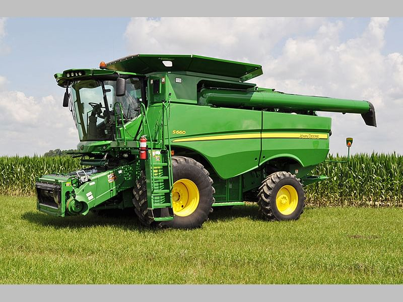 Warner Farms Equipment Auction | The Wendt Group, Inc