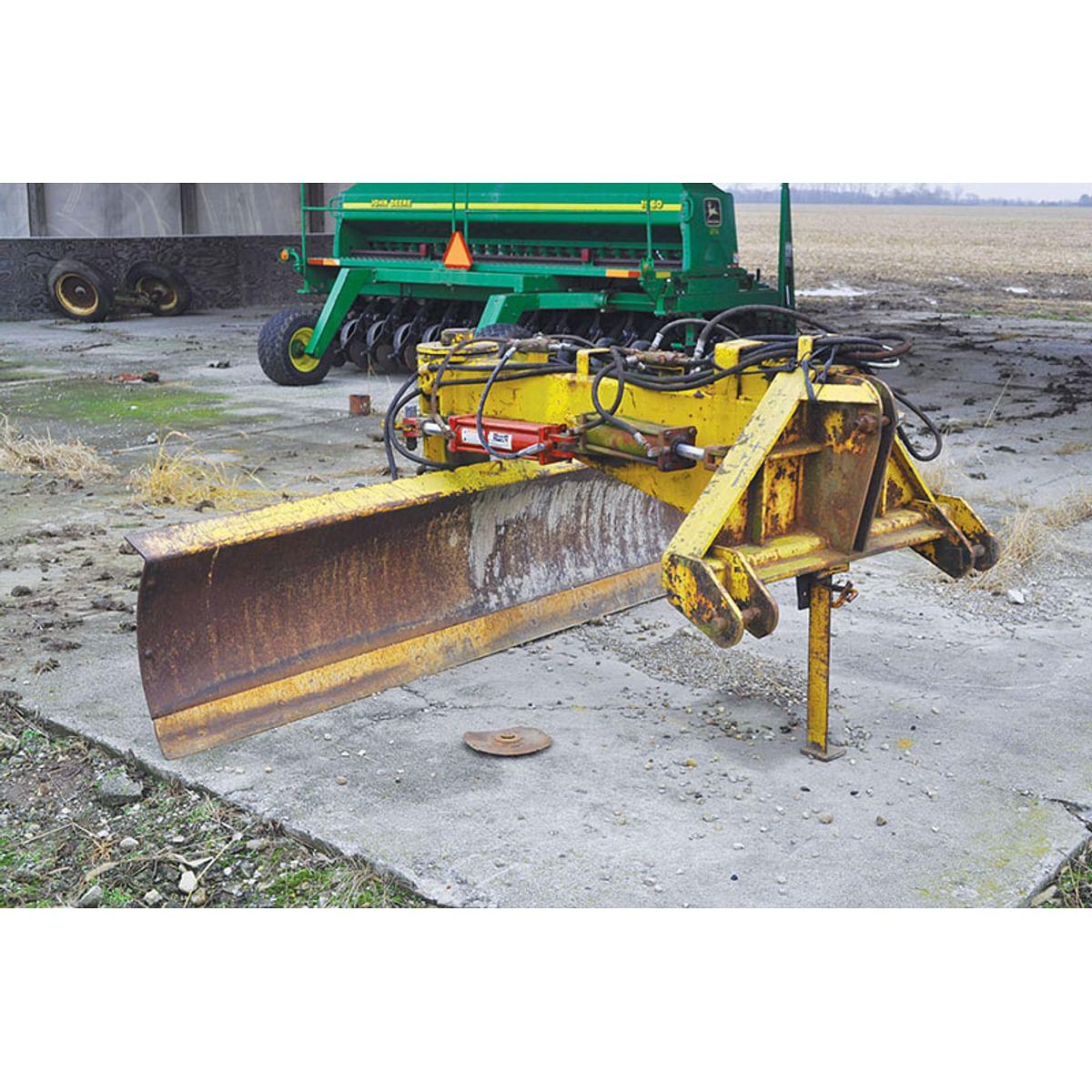 Belt Farm Equipment Auction The Wendt Group Inc Land